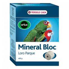 Ásványi tömb Mineral Bloc Loro Parque 400g