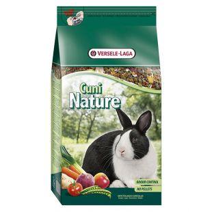 Cuni Nature 2,5kg - eledel törpe nyulaknak