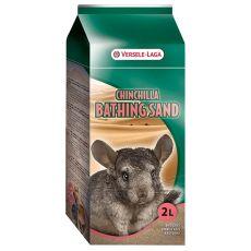 Chinchilla Bathsand - fürdőhomok csincsilláknak 1,3kg / 2l
