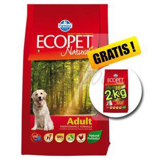 Farmina MO P ECOPET N dog ADULT MEDIUM 12 kg + 2 kg INGYEN