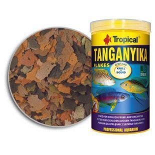 TROPICAL Tanganyika 100ml/20g - eledel sügér számára