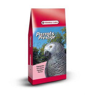 Prestige Parrots D 15kg - eledel nagy papagájoknak