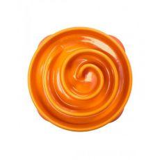 Tál Slo-Bowl Mini Coral - narancssárga