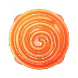 Tál Slo-Bowl Coral - narancssárga