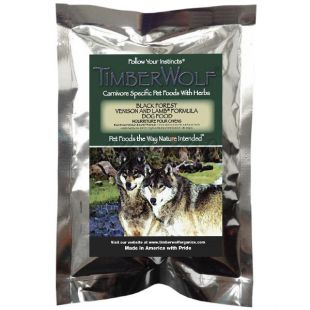 TimberWolf BLACK FOREST Venison and Lamb Originals Formula - 10,91kg