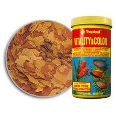TROPICAL Vitality colour eleség halnak 250 ml / 50 g