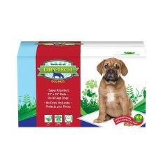 Helyhez szoktató pelenka kutyáknak DRY TECH - 59x61cm, 100db