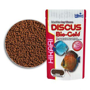 Hikari Discus Bio Gold 80 g