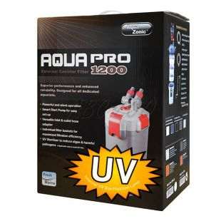 AquaZonic AquaPRO 1200 + 7W UV