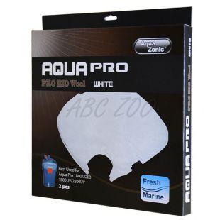 Szűrővatta AquaZonic AquaPRO 1800, 1800+UV, 2200+UV