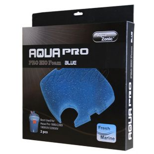 Szűrővatta AquaZonic AquaPRO 1800, 1800+UV, 2200+UV - BLUE