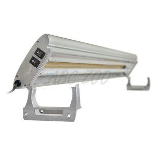 AquaZonic Super Bright T5 - 120cm, 2x54W Silver