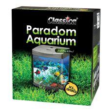 Akvárium CLASSICA PARADOM XL390 40L - fekete, ovális