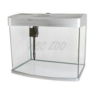 Akvárium CLASSICA PARADOM XL620 105L - ezüst, ovális