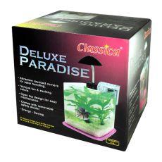 Akvárium Classica Deluxe Paradise - műanyag 6,4l