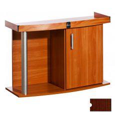 Akvárium szekrény DIVERSA Comfort 80x35x67 cm - ÍVES - WENGE