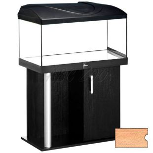 Akvárium komplett DIVERSA 112l - egyenes + COMFORT bükk állvány