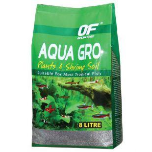 Táptalaj OF Aqua Gro Plants Shrimp & Soil 8 L