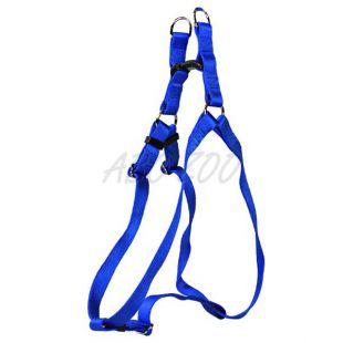 Kutyahám, nylon - kék, 53 - 68 cm