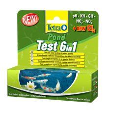 Tetra Pond tesztcsíkok 6in1 - 25 db