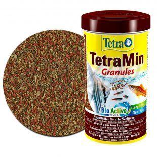 TetraMin Granules táplálék halaknak 250 ml