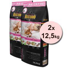 BELCANDO Finest Grain Free Lamb 2 x 12,5 kg