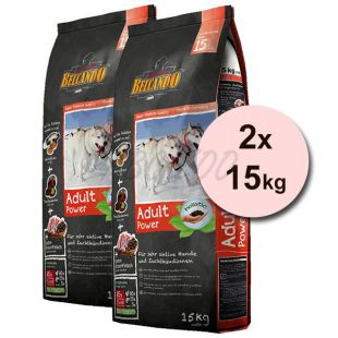 BELCANDO Adult Power 2 x 15 kg