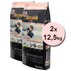 BELCANDO Finest Grain Free Salmon 2 x 12,5 kg