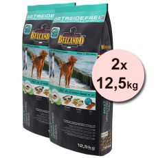 BELCANDO Adult Ocean Grain Free 2 x 12,5 kg