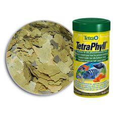 TetraPhyll táplálék 250 ml - lemezes