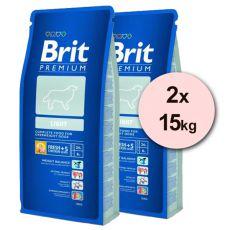Brit Premium Light 2 x 15kg
