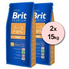 Brit Premium Sport 2 x 15kg
