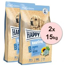 Happy Dog NaturCroq Puppy 2 x 15 kg