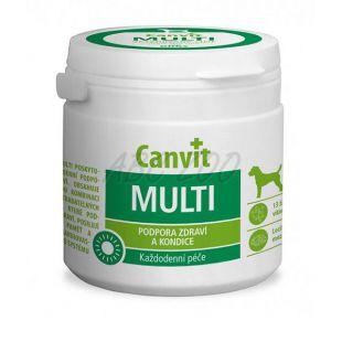 Canvit Multi - multivitaminos készítmény kutyáknak, 100g
