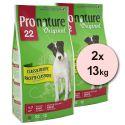 Pronature 22 Adult Lamb - 2 x 13 kg
