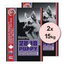 SAURUS 28 Puppy Chicken - 2 x 15 kg, granulátum kölyökkutyának