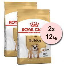ROYAL CANIN ANGOL BULLDOG 2 x 12 kg