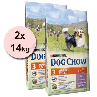 PURINA DOG CHOW MATURE ADULT Lamb 2 x 14 kg