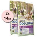 PURINA DOG CHOW SENIOR Lamb & Rice 2 x 14 kg