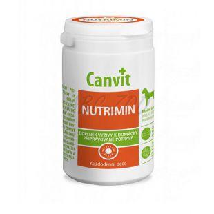 Canvit Nutrimin - táplálék kiegészítő kutyáknak, 230g