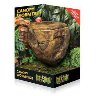 EXO TERRA Canopy Worm Dish - függeszthető etető