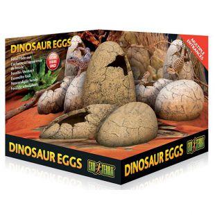 Exo Terra Dinosaur Eggs - terráriumi dekoráció