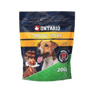 Ontario Dental Sticks Mini – rágópálca kutyáknak, 200g