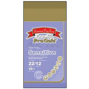Frank´s Pro Gold Sensitive 22/12  - 15kg