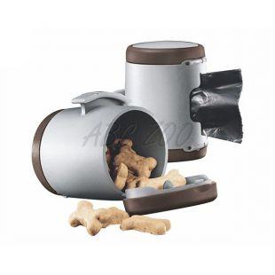 Flexi Vario Multi Boxtároló, barna + hulladékzsákok