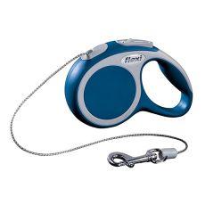 Flexi Vario XS póráz 8kg-ig, 3m kötél - kék