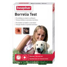 Beaphar Borrelia Teszt