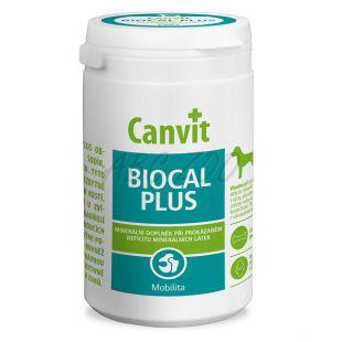 Canvit Biocal Plus - kalcium tabletta kutyáknak, 1kg