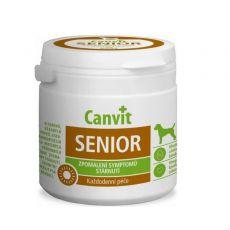 Canvit Senior - vitaminos készítmény kutyáknak öregedés ellen 100 db. / 100 g