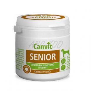 Canvit Senior - vitaminos készítmény kutyáknak öregedés ellen, 100g